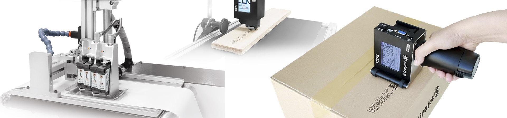 HP Tidirefi® TIJ 2.5 impresora térmica