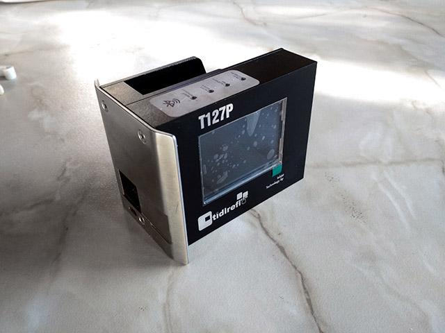 HP Tidirefi T127P impresora TIJ