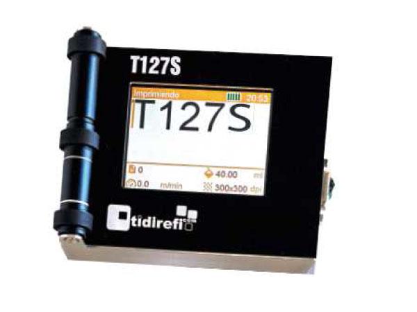 T127S Impresoras térmicas TIJ