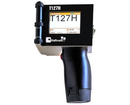 T127H Impresora térmica TIJ